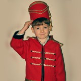 Детский Новогодний костюм своими руками
