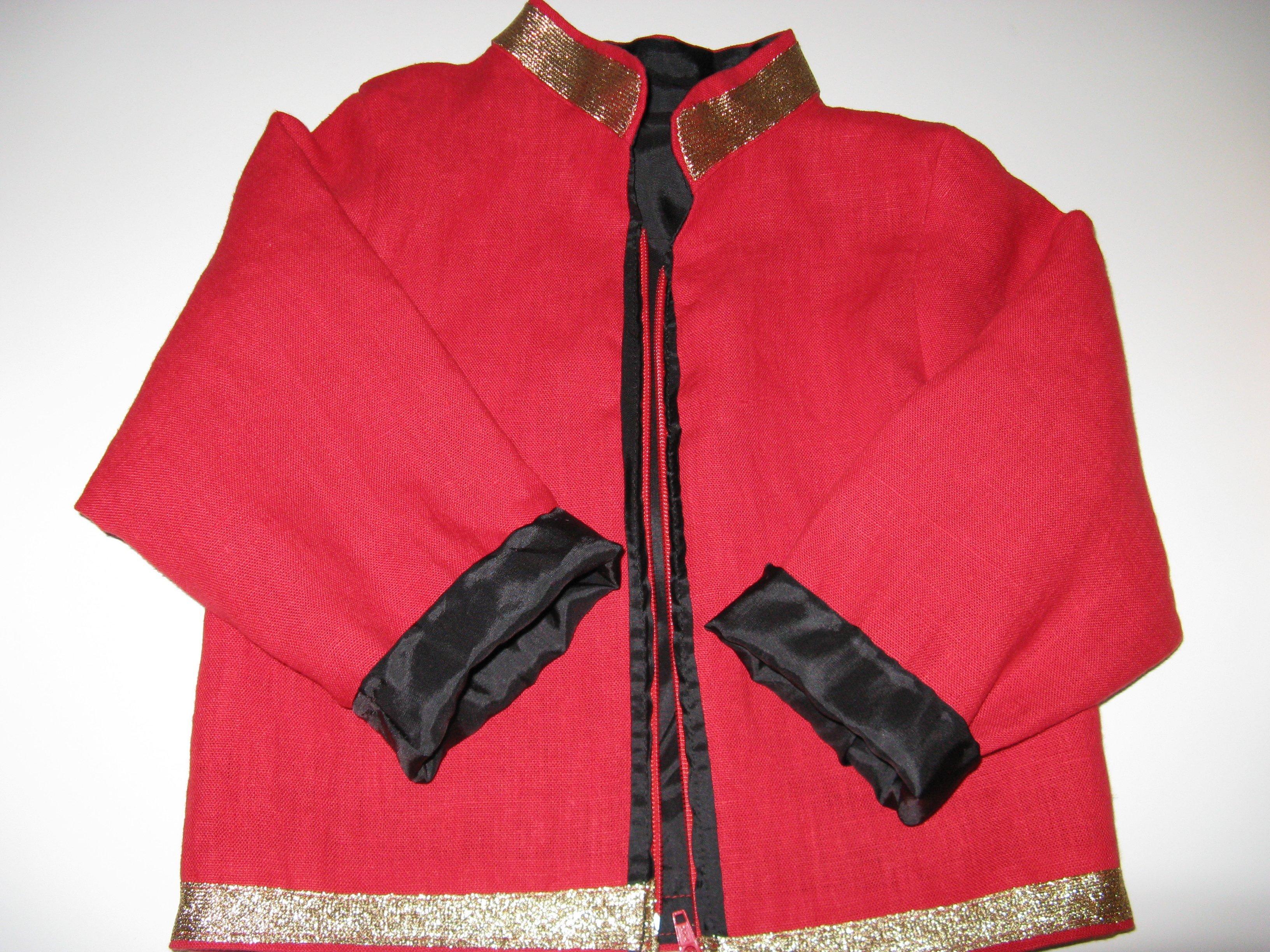Новогодний костюм мушкетер своими руками