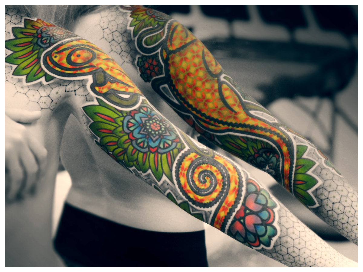 Moscow International Tattoo Week